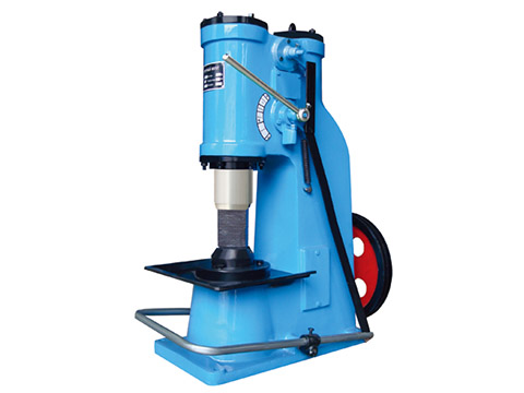 C41-20kg single forging power hammer