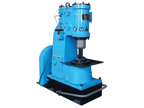 C41-20kg single with base plate pneumatic hammer for forging
