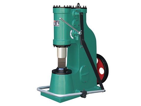 C41-25kg single power hammer forging