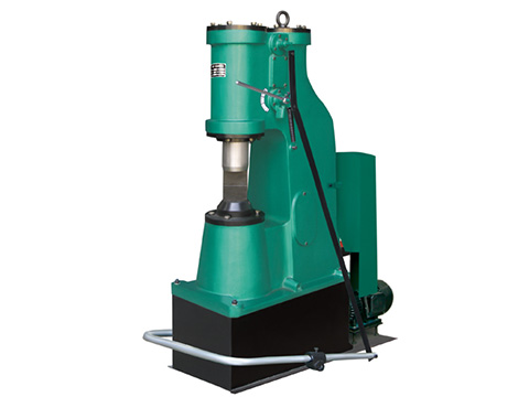 C41-40kg single with base plate air forging hammer