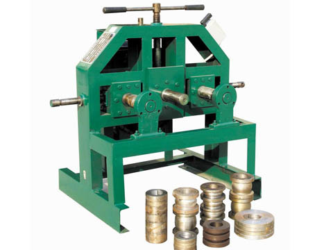 metal craft pipe bender iron making machine