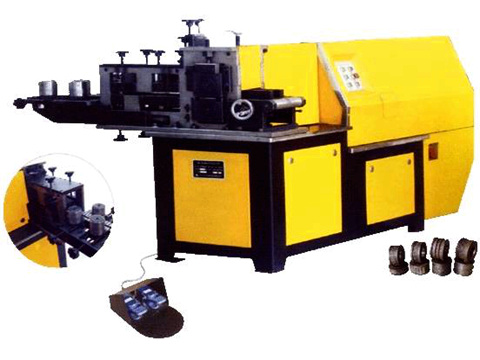 wrought iron embossing machine