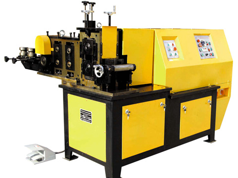 Cold rolling steel embossing machine