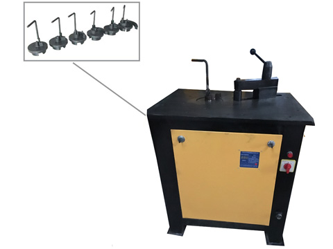 EL-DW16Cwrought iron bending machines