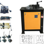 Wrought Iron Bending Machine