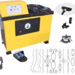 Wrought Iron Hydraulic Moulder