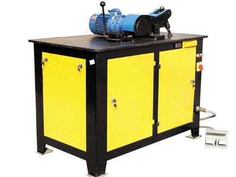 Automatic hydraulic rolling coil machine for sale