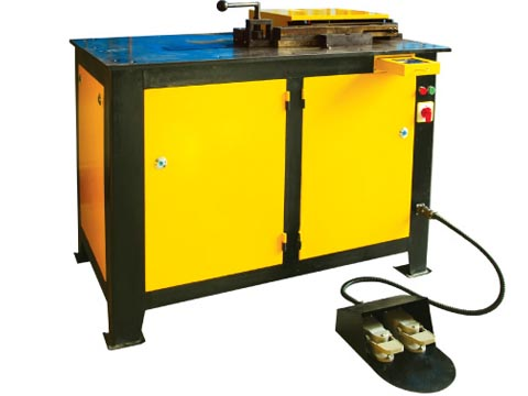 electric make coil machine