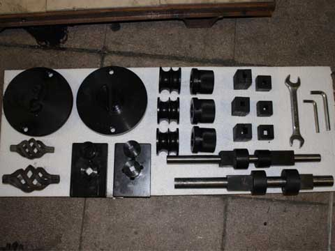 multifunctional integrated machine parts